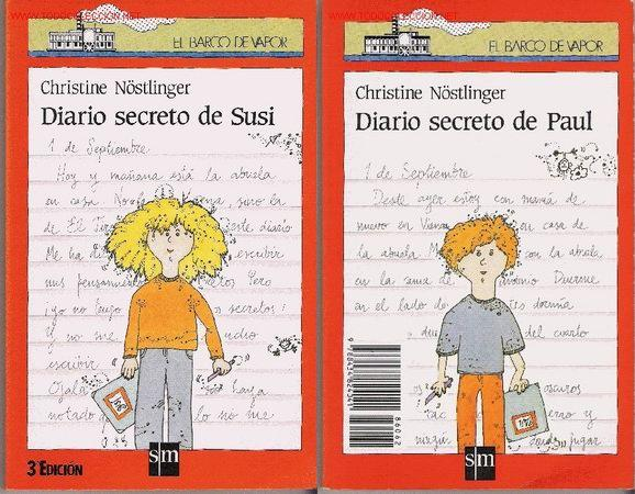 Diario secreto de Susi, Diario secreto de Paul by ...