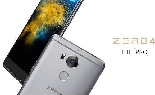 Infinix X555 Zero 4