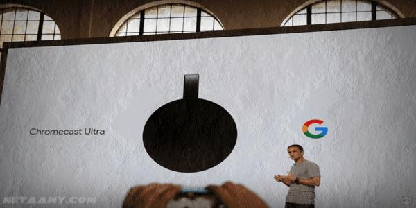 منتج-جوجل-الجديد-Chromecast-Ultra