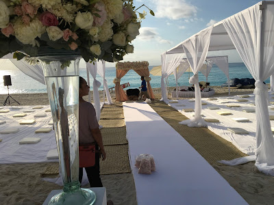 Punjabi Sikh Beach Wedding hard Rock cancun