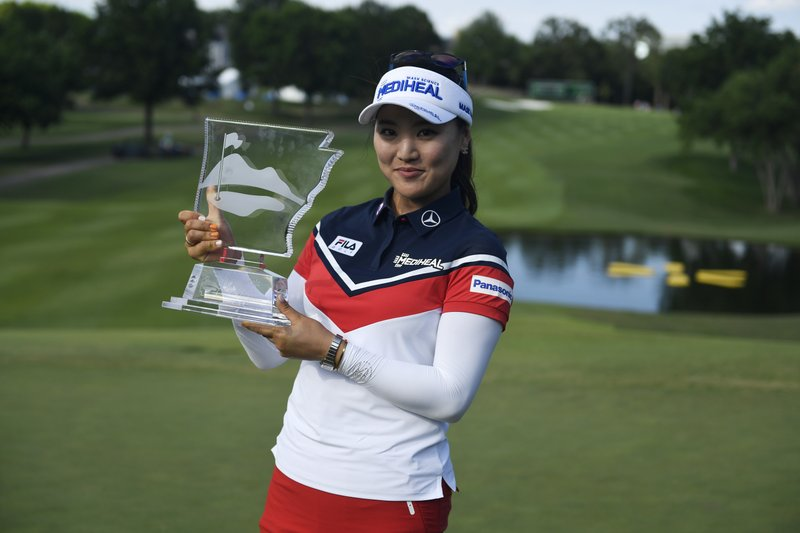 So Yeon Ryu becomes No. 1 in women's golf