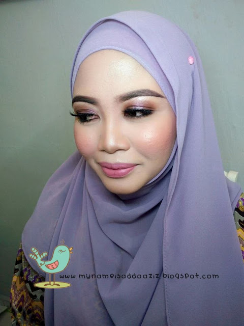 MakeUp by Chenta Putery