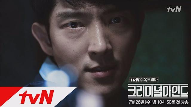 韓版《犯罪心理》第三版預告片 李準基備受期待的動作戲