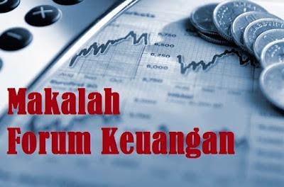 Makalah Forum Keuangan