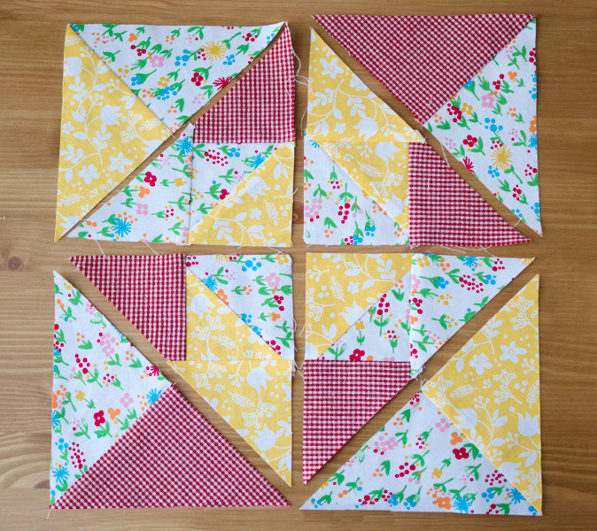 sew a simple patchwork bag without the extra step of quilting. Простая сумка-пэчворк