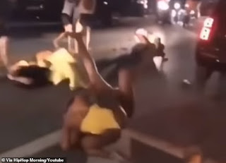 Viral video Shows A Group Of Bikini-Clad Women Having A Huge Fight During Spring Break