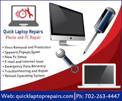 Quick Laptop Repairs
