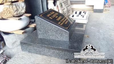 Harga Batu Nisan, Nisan Granit, Nisan Marmer