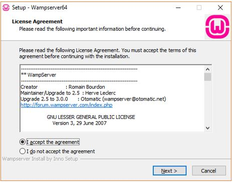 How to Install WAMP Server on Windows