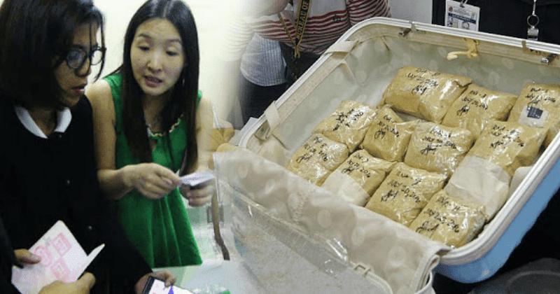 Chinese woman with P6.2 million worth of Shabu nabbed at Mactan-Cebu airport