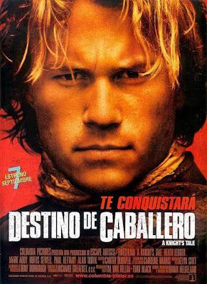 A Knight's Tale 2001 DVD R1 NTSC Latino