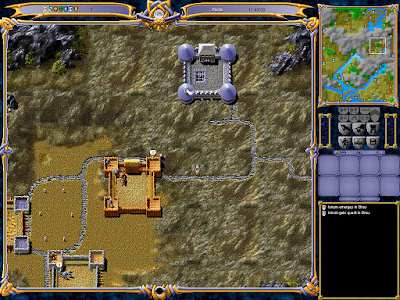 Warlords 3 Game Screenshots 1997