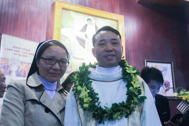 Lễ truyền chức Phó tế và Linh mục tại Giáo phận Lạng Sơn Cao Bằng 27.12.2017 - Ảnh minh hoạ 205