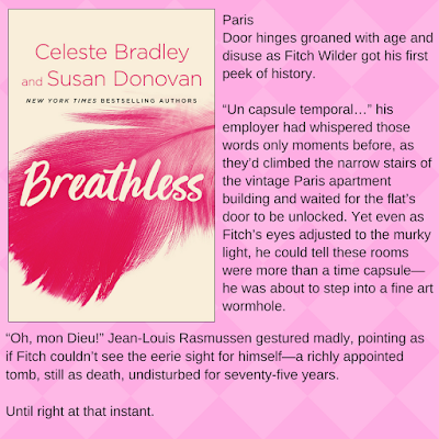 excerpt from Breathless