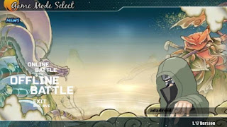 Naruto Senki Mod V1 by Azril Gaming