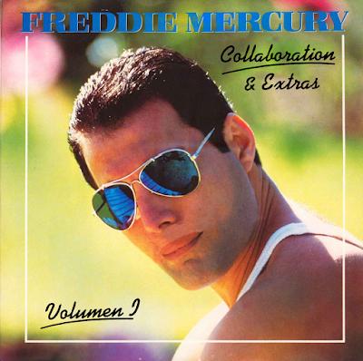 Freddie Mercury - Collaboration & Extras Vol I