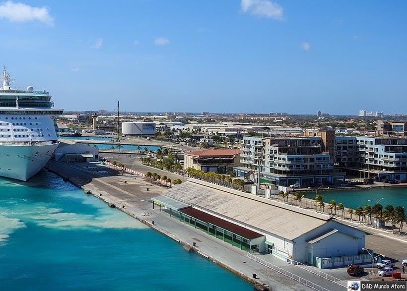 Terminal de cruzeiros em Oranjestad - Guia completo: o que fazer em Aruba