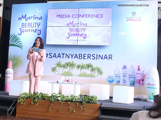 event Marina Beauty Journey