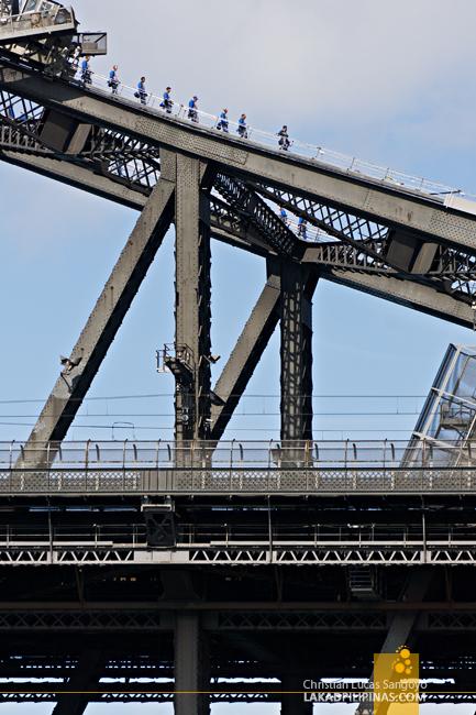 Sydney Harbour Cruise Harbour Bridge Walkers