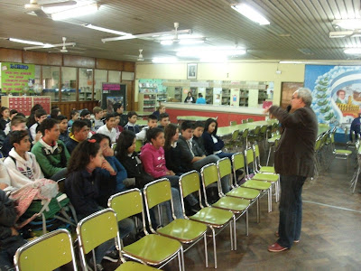 Visitas, 2015, Chaco, Escuelas, Ichoalay