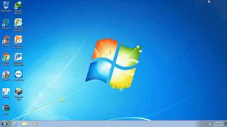 Cập nhật tháng 12 2017, Windows 7 Ultimate Full Soft, No Driver, Không cá nhân hóa