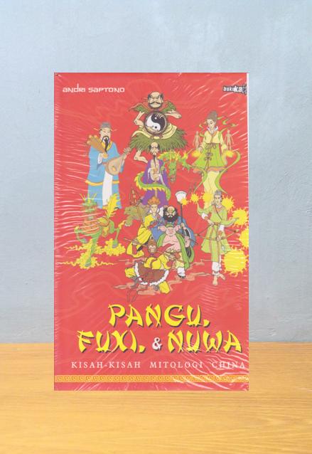 PANGU, FUXI, & NUWA, Andre Saptono