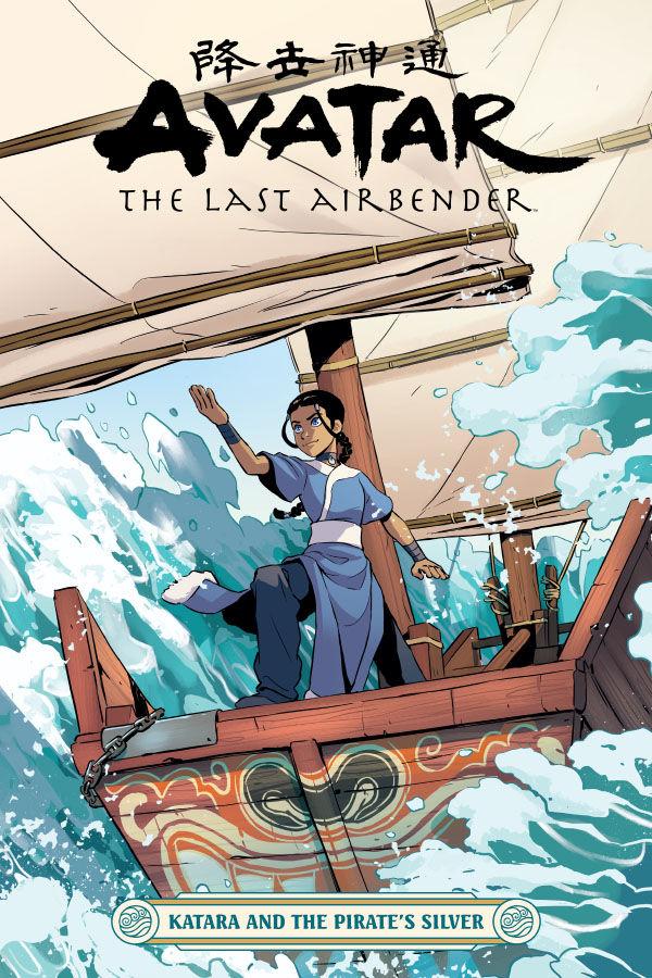 Avatar Comics Release Dates : avatar, comics, release, dates, NickALive!:, Avatar:, Airbender, Legend, Korra, Comics, Graphic, Novels:, October