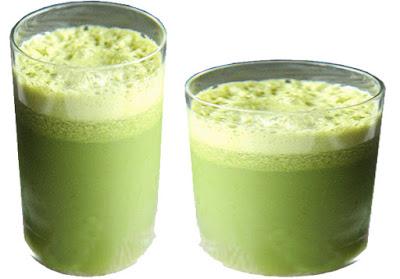 jus kacang hijau