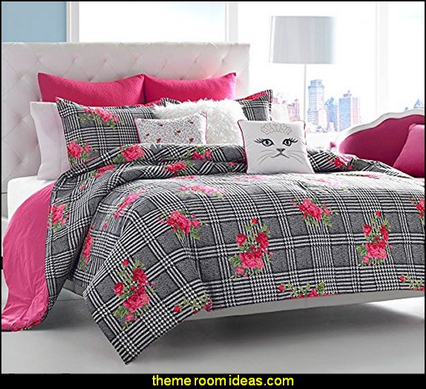 Decorating Theme Bedrooms Maries Manor Bedding Funky