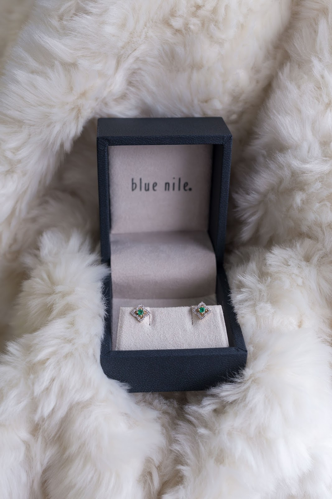 Gifting for the Holidays: Sparkle with Blue Nile Jewelry