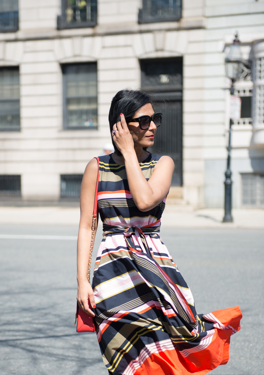 Colorful Stripes for Spring