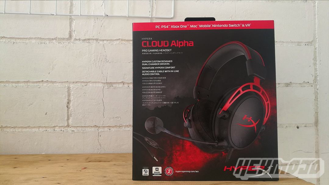 c46f776aae0 HyperX Cloud Alpha Gaming Headset Review | HEXMOJO