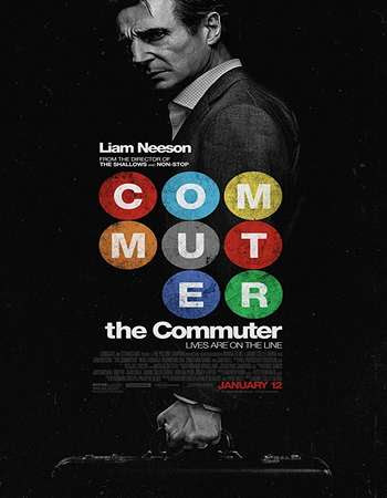 The Commuter (2018) BRRip 720P 825MB English ESubs