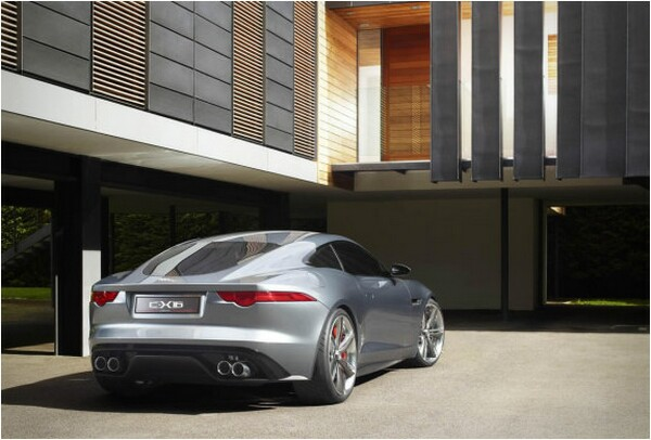 hybrid jaguar car x c26