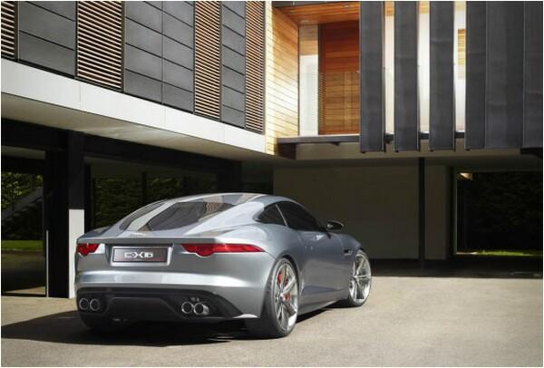hybrid jaguar car x c26