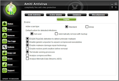 NETGATE Amiti Antivirus 2017 24.0.630 With Crack