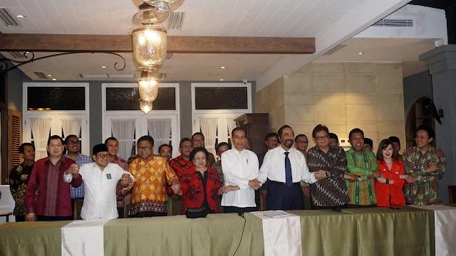 Taktik Koalisi Jokowi Pilih Ma'ruf Amin: Amankan Tiket Capres di 2024