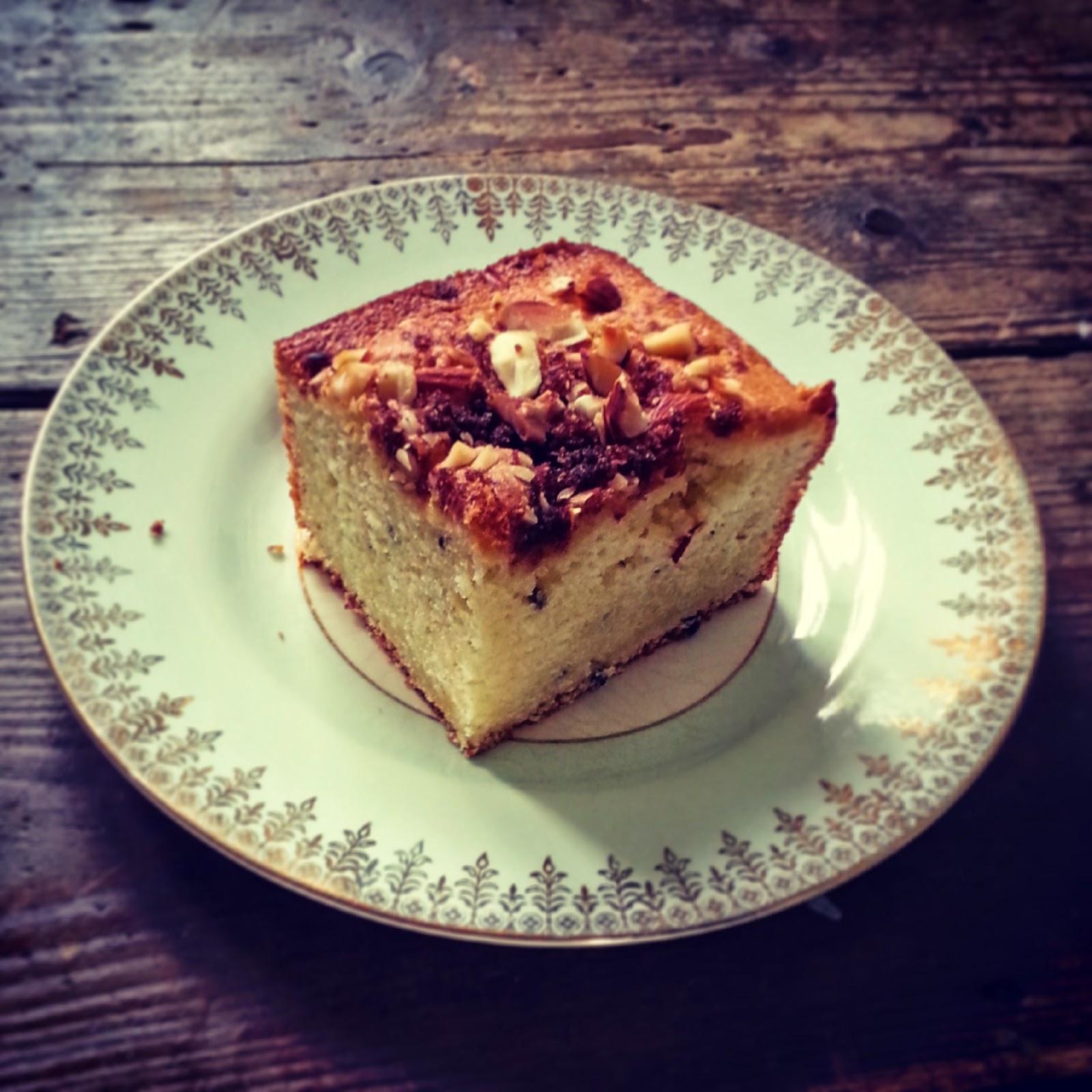 Horlicks Cake Recipe