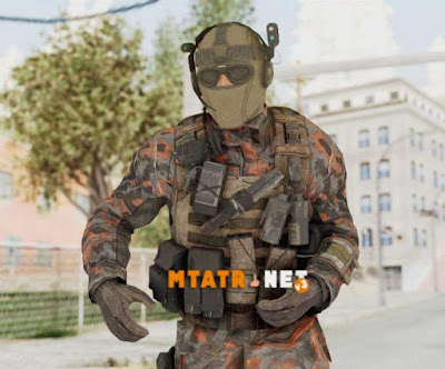 COD Black Ops 2 Cuban PMC