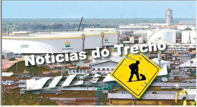 Resultado de imagem para Petrobras  refino noticias trecho