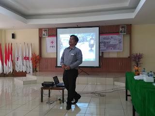 Pak Ridwan, Tenaga Relawan PMI