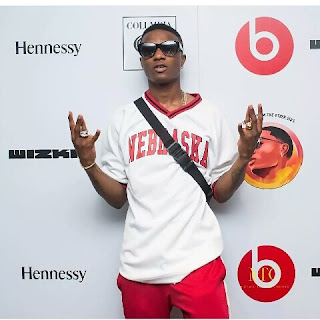 Check Out Photos From Wizkid's Album Listening Party In London