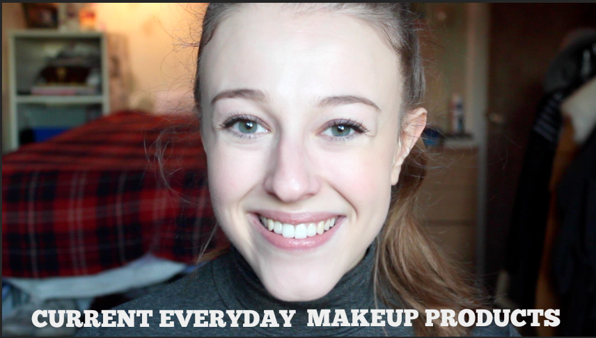 Current Everyday Makeup Products