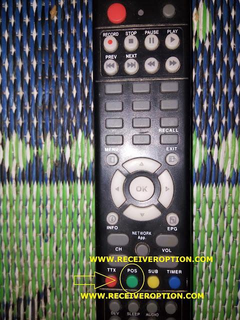 OPENBOX A7G HD RECEIVER BISS KEY OPTION