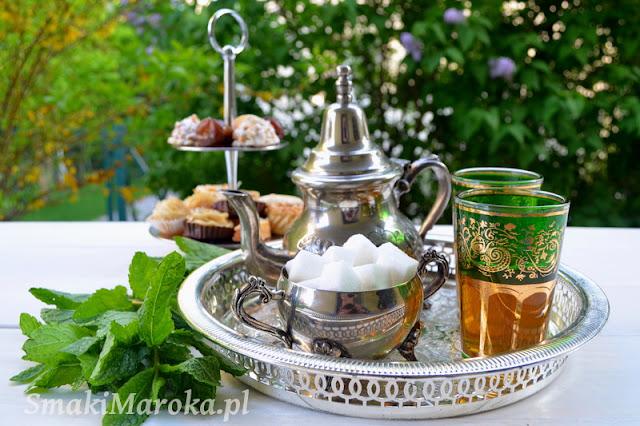 Herbata po marokańsku. SmakiMaroka.pl