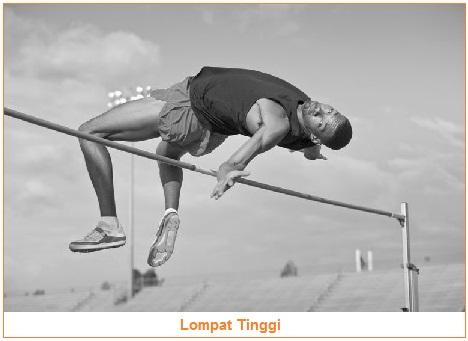 Lompat Jauh - Nomor-Nomor Lompat