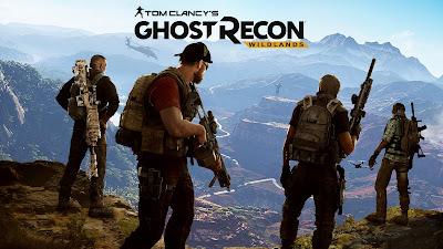 """""""רוחות בבוליביה"""" - סיקור המשחק Ghost Recon Widlands"""