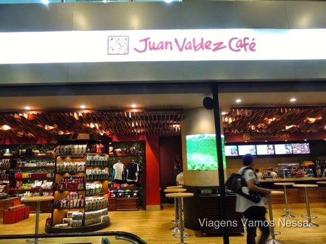 Pacote de café Juan Valdez, Colômbia