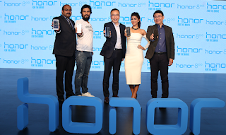Honor celebrates its 2nd anniversary in India with the launch of flagship Honor 8 and takes the legacy of dual camera further