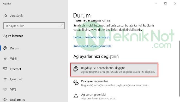 Windows 10 DNS Değiştirme, DNS Nasıl Değiştirilir?